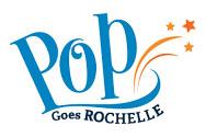 pop goes rochelle logo
