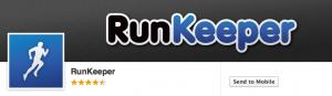 run keeper facebook app