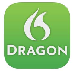 Dragon Dictation Logo