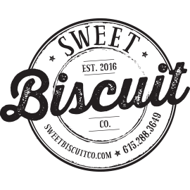 sweet biscuit company logo