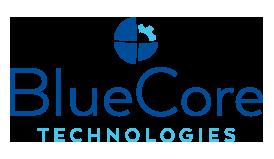 blue core tech logo